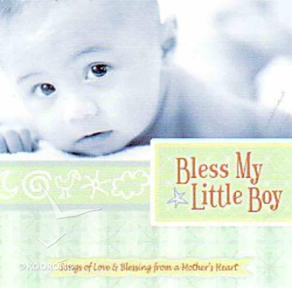 Bless My Little Boy CD
