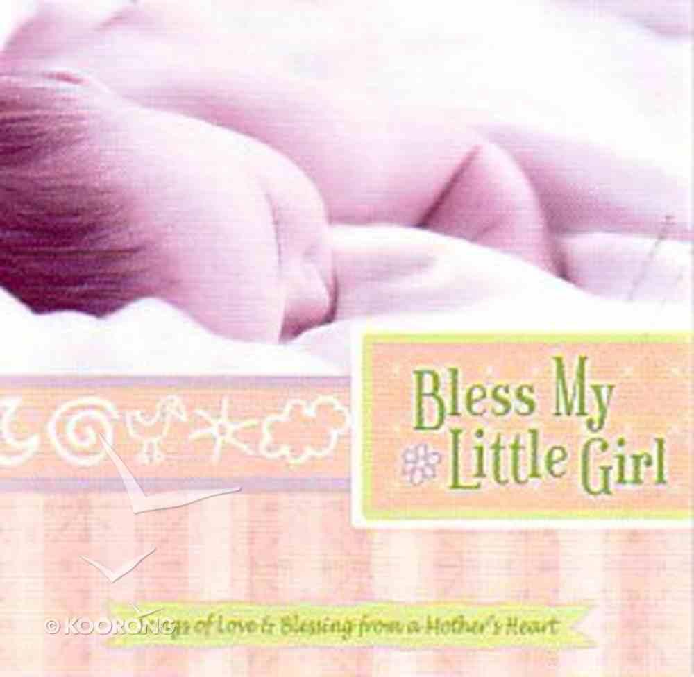 Bless My Little Girl CD