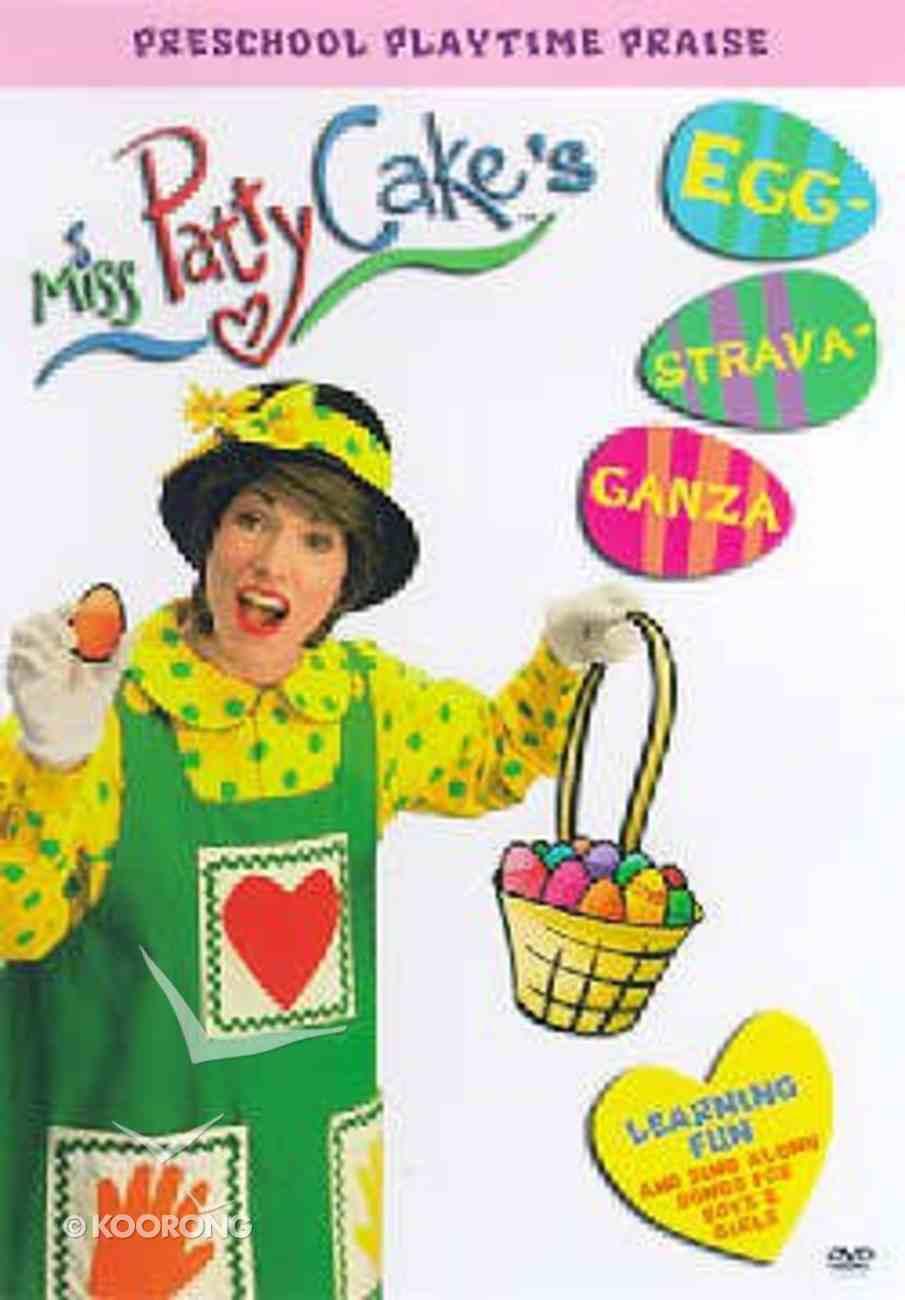 Miss Patty Cake: Eggstravaganza DVD