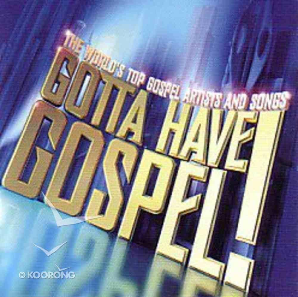 Gotta Have Gospel (Double Cd & Bonus Dvd) CD