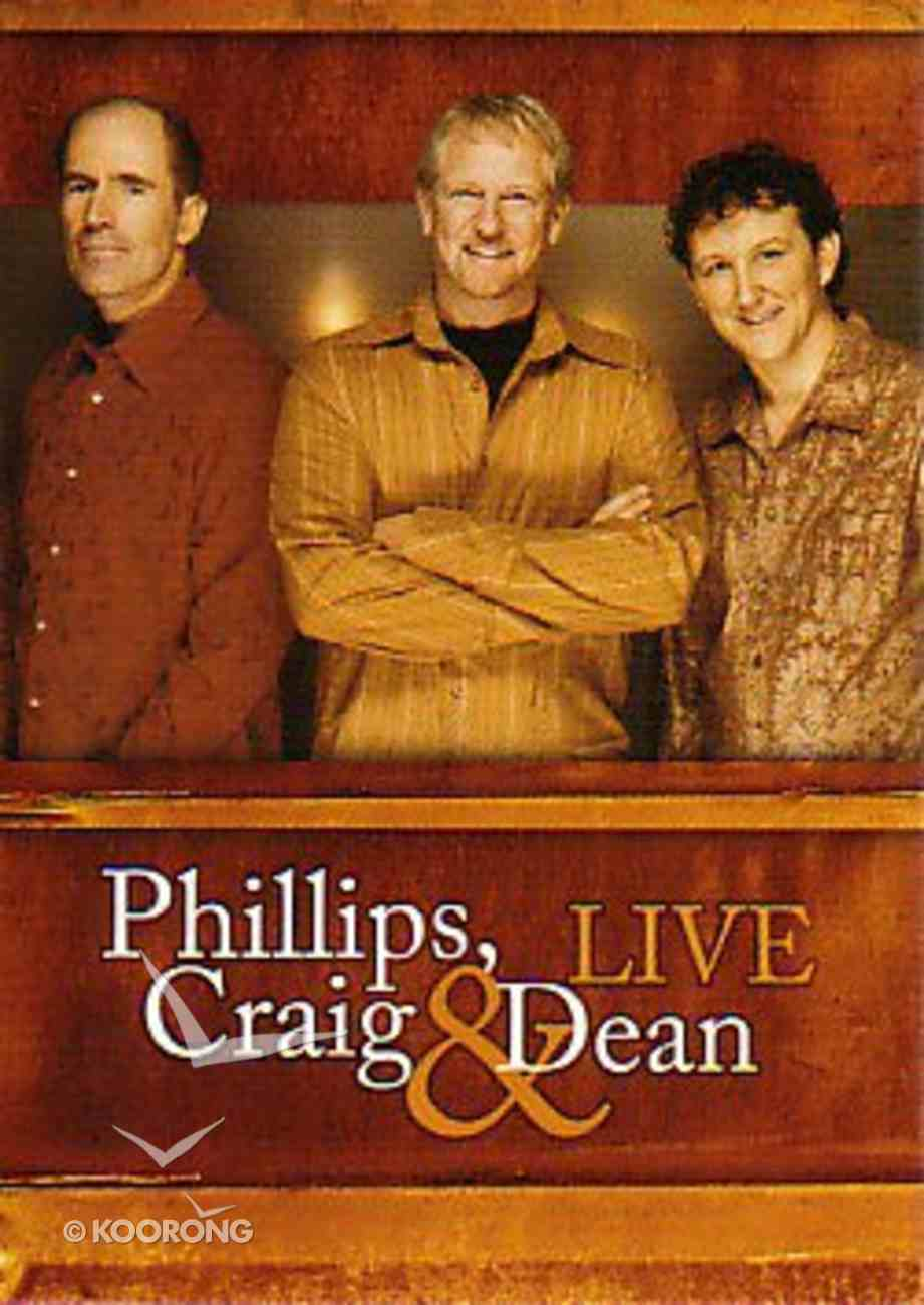 Phillips, Craig and Dean Live DVD