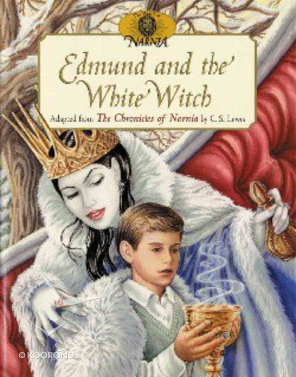 World of Narnia: Edmund and the White Witch Paperback