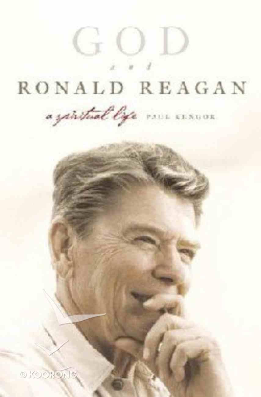 God and Ronald Reagan Hardback
