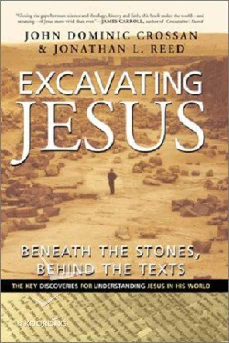 Excavating Jesus Hardback