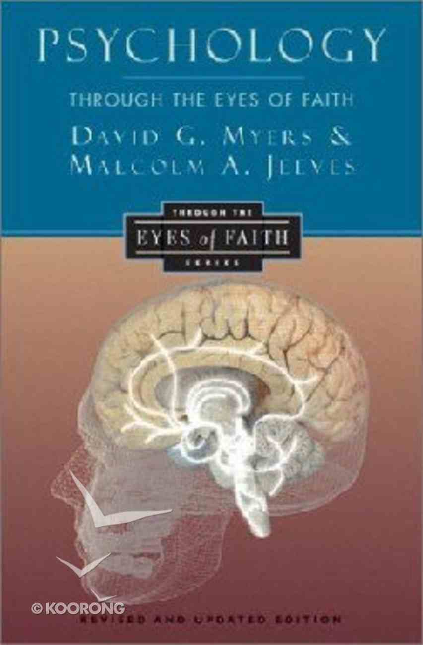 Psychology Through the Eyes of Faith Paperback