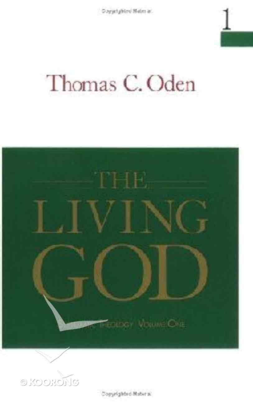 The Living God (Vol 1) Paperback