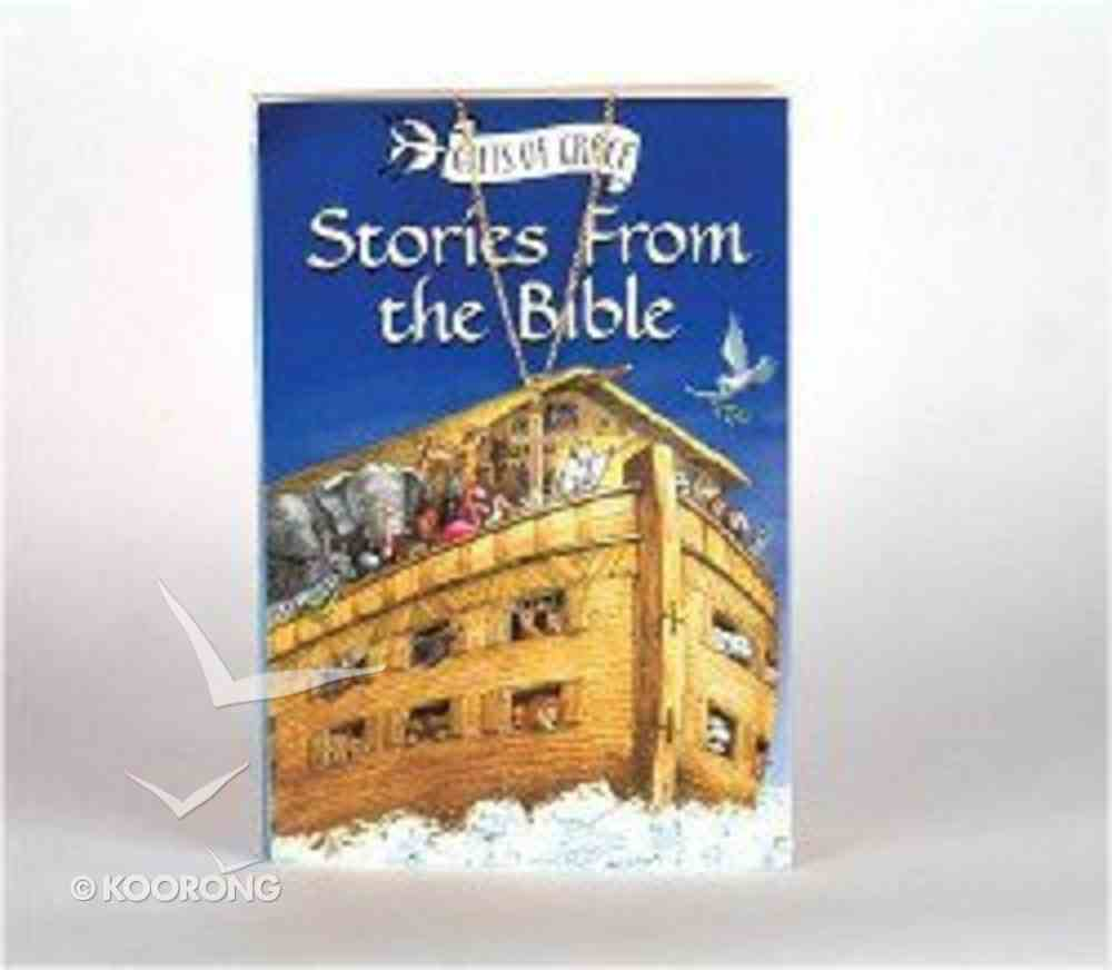 Stories From the Bible (With Gold-tone Cross Charm) Paperback