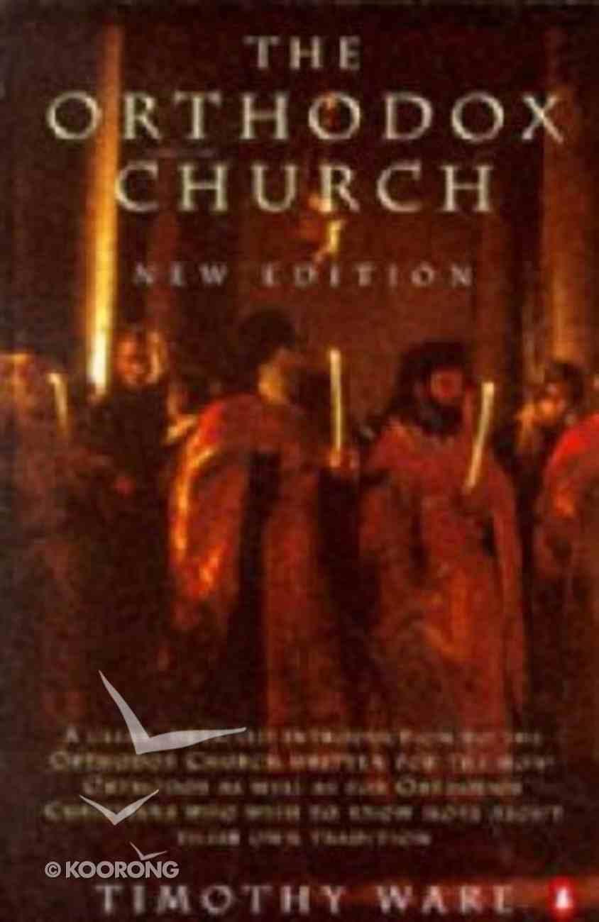 The Orthodox Church Paperback
