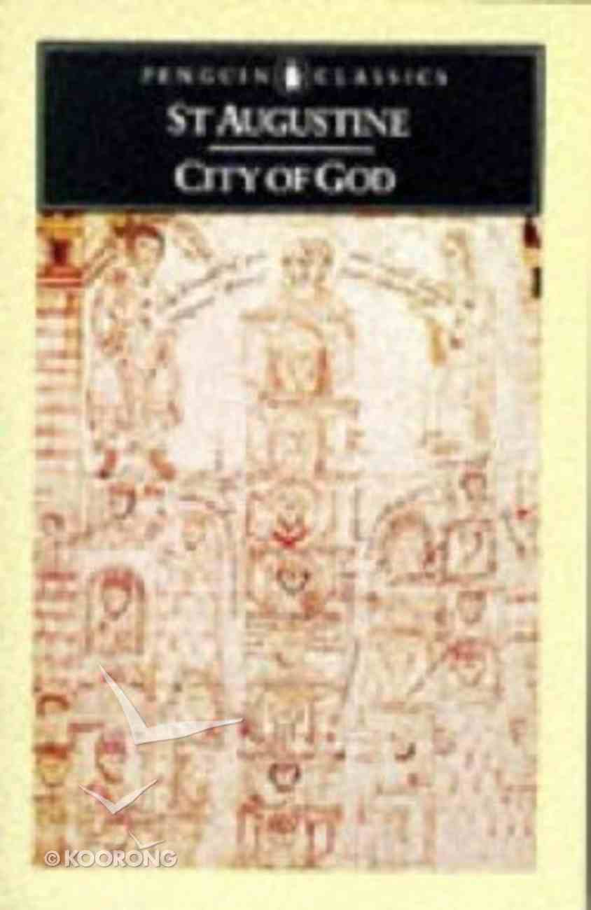 City of God Paperback