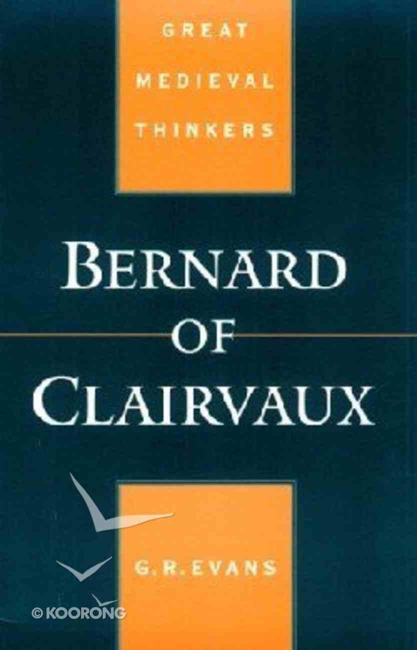 Bernard of Clairvaux Paperback