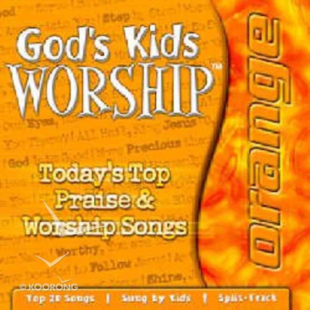 Orange (God's Kids Worship Series) CD