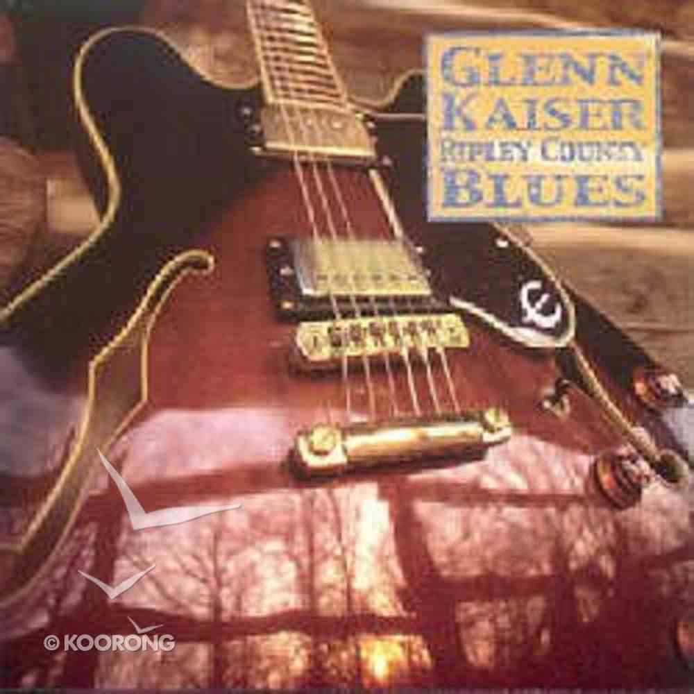 Ripley County Blues CD