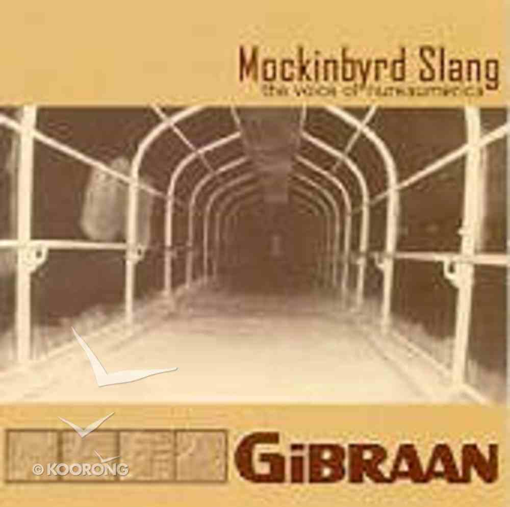 Mockingbyrd Slang CD