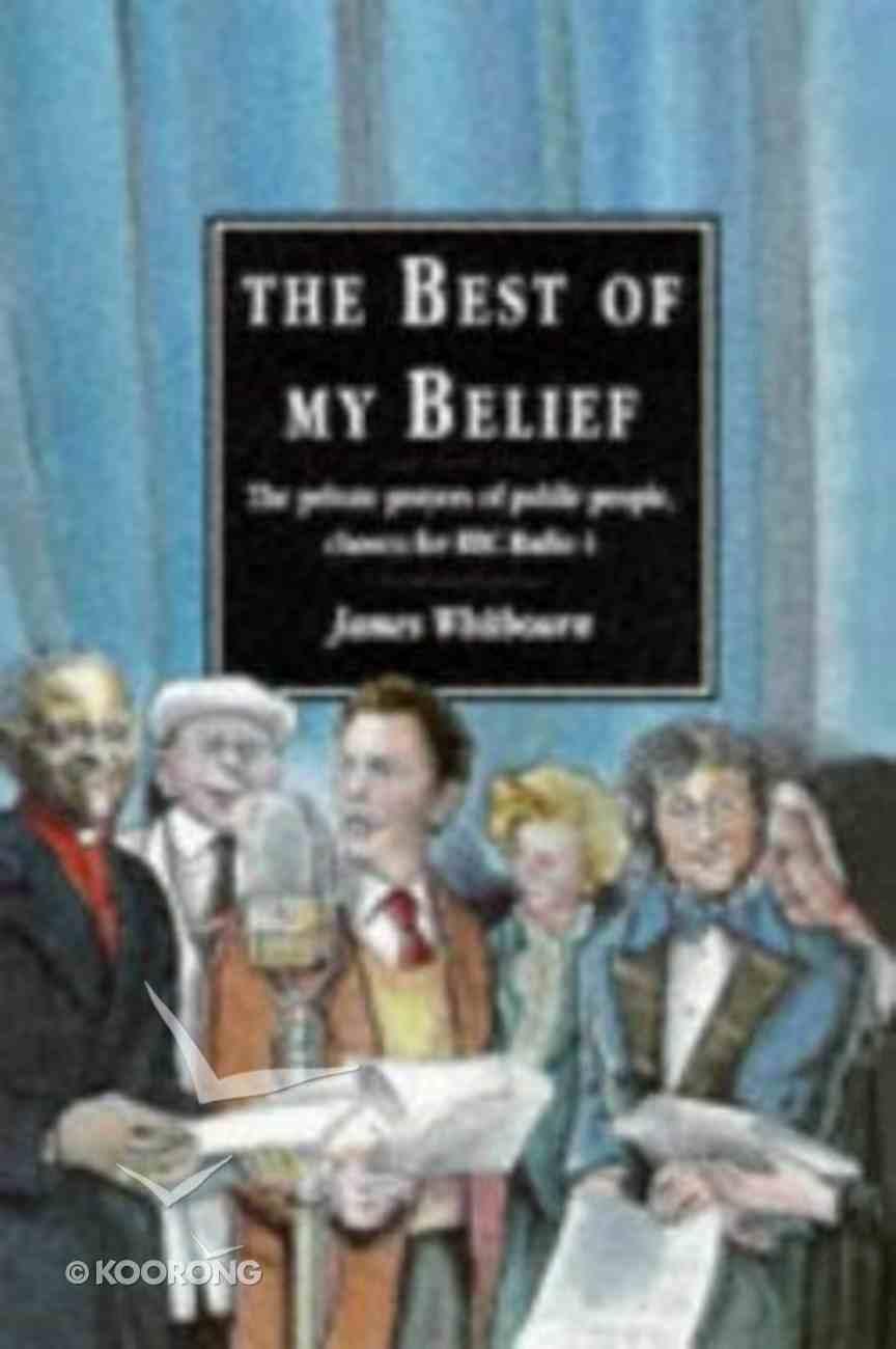 Best of My Belief Paperback
