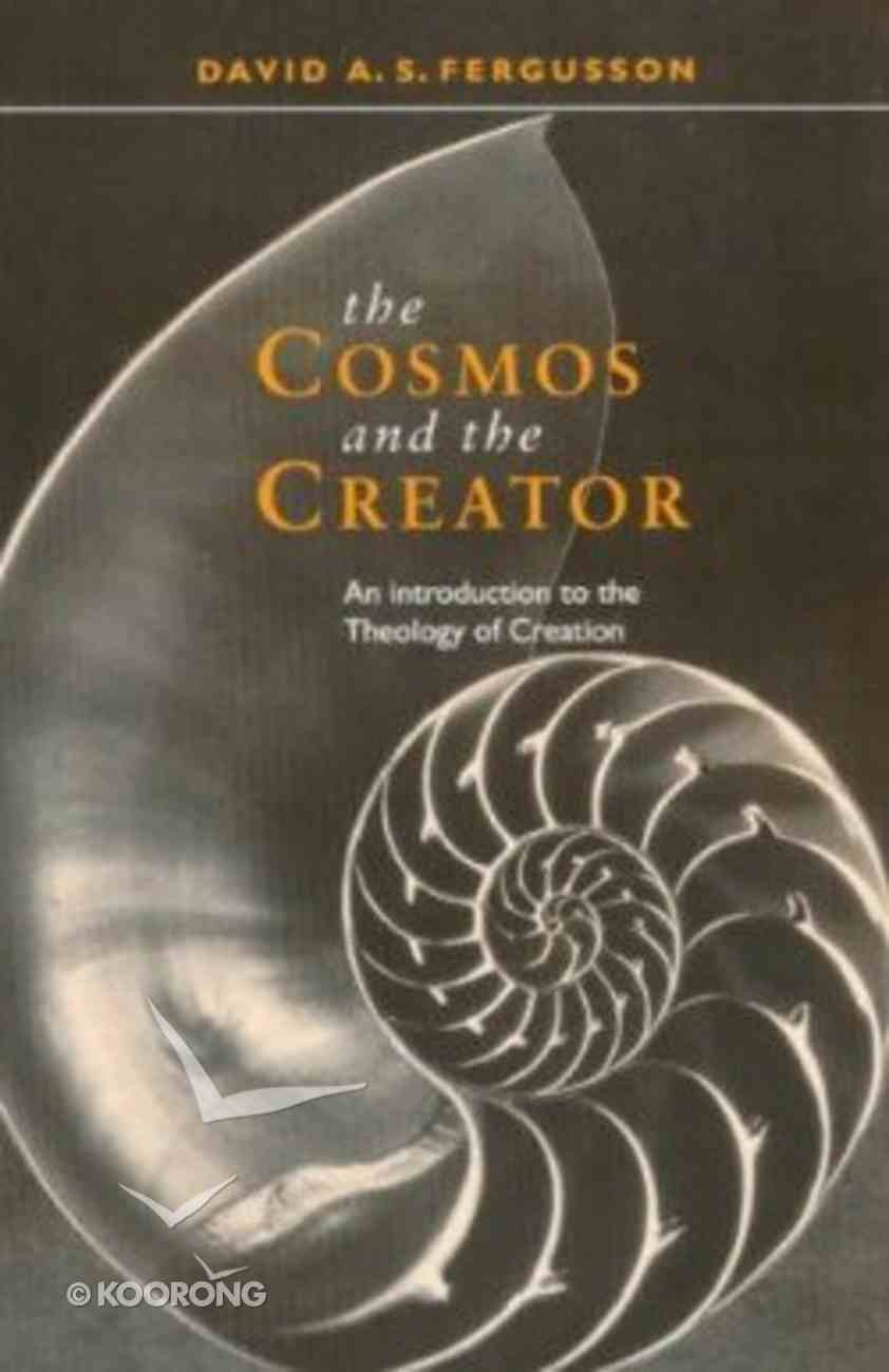 Cosmos and the Creator Paperback