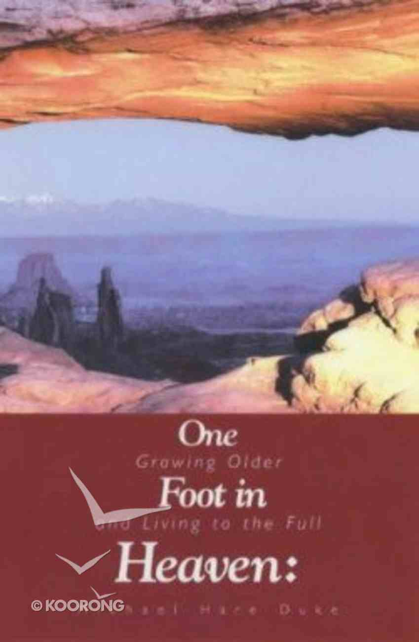 One Foot in Heaven Paperback