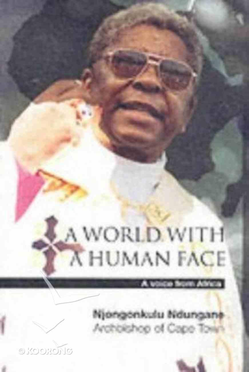 World With a Human Face Hardback