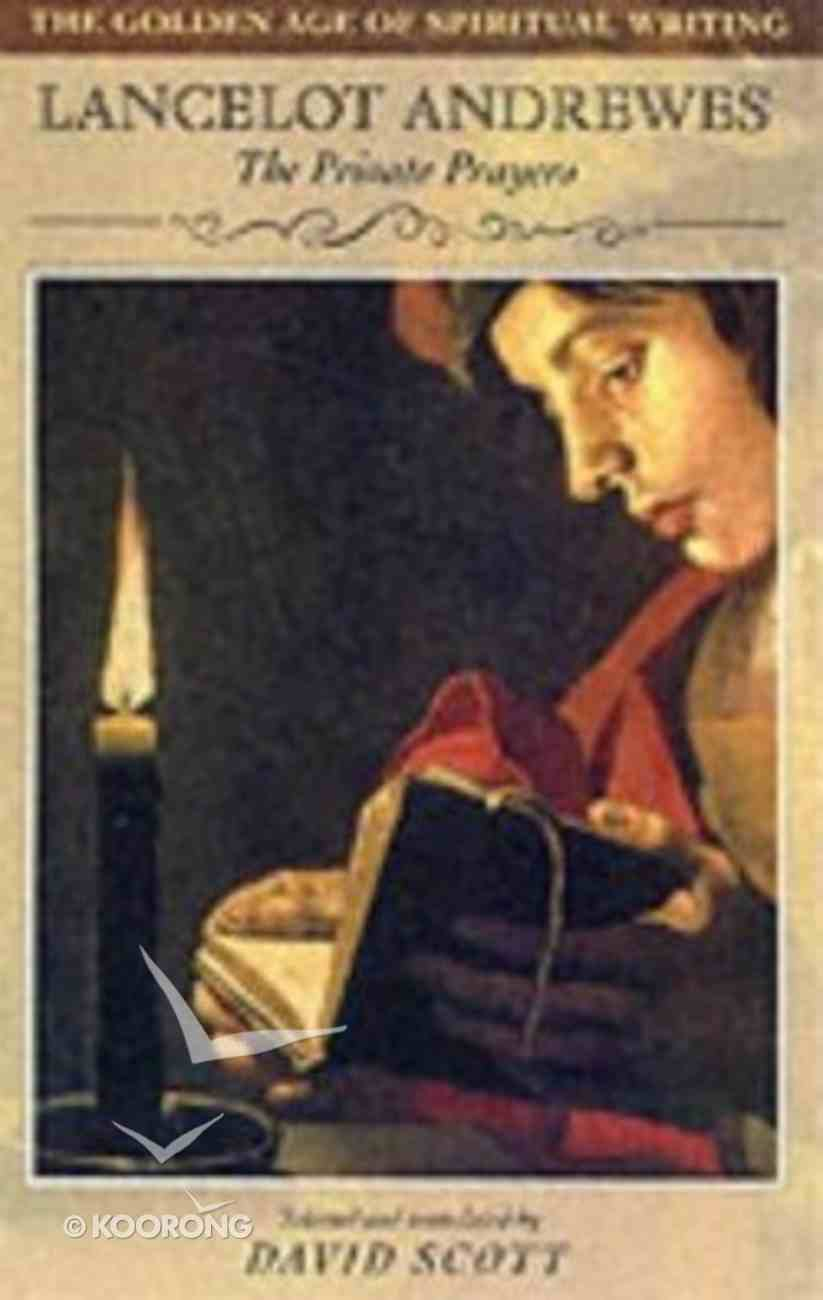 Lancelot Andrewes Paperback