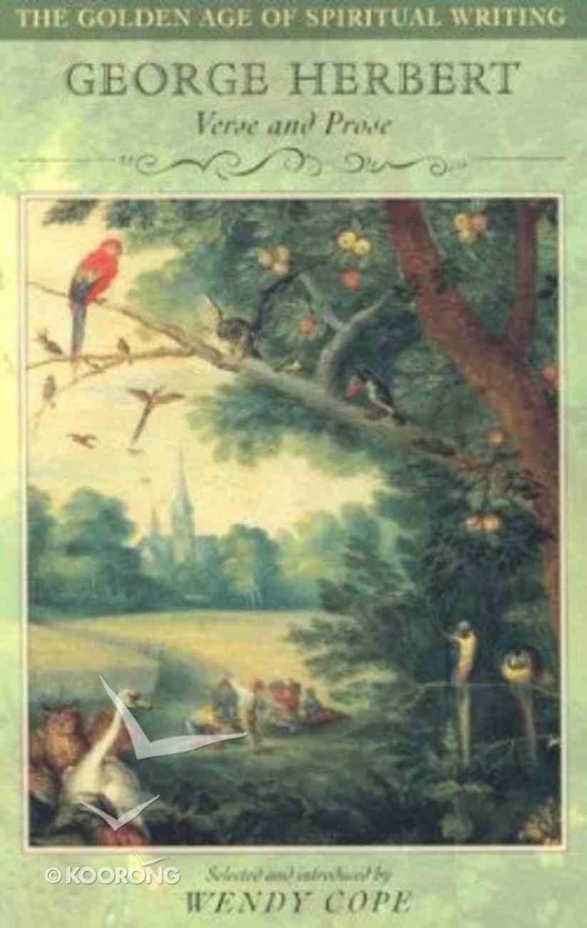 George Herbert Paperback