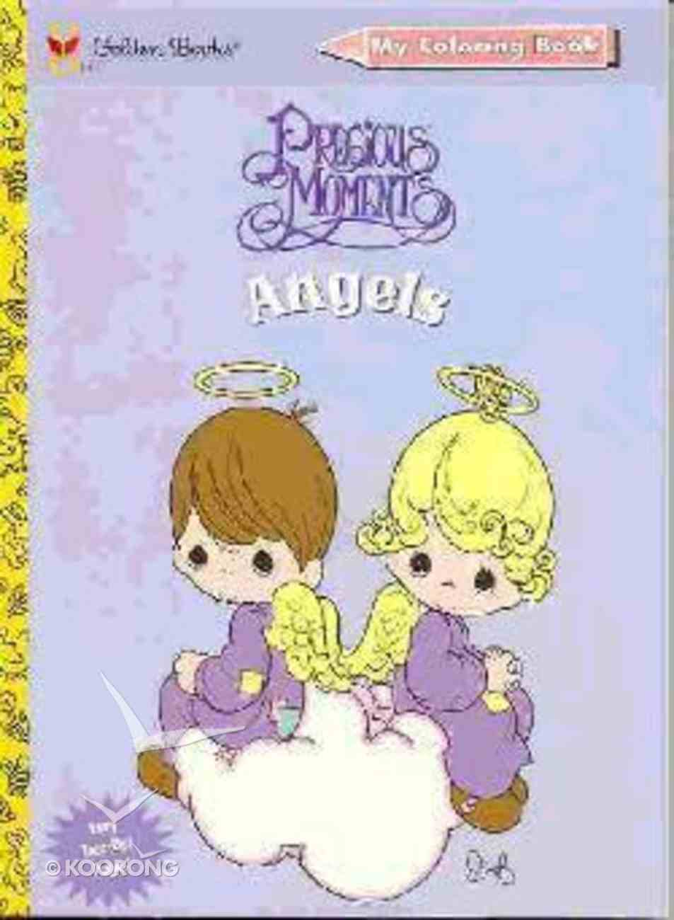 Angels (Precious Moments) (Golden Books Series) Paperback