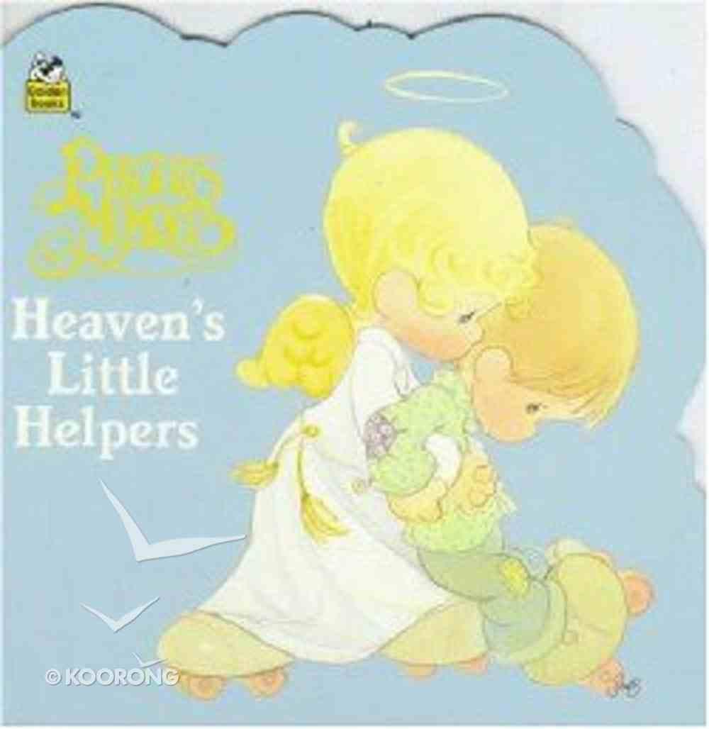 Heaven's Little Helper (Precious Moments) (Golden Books Series) Paperback