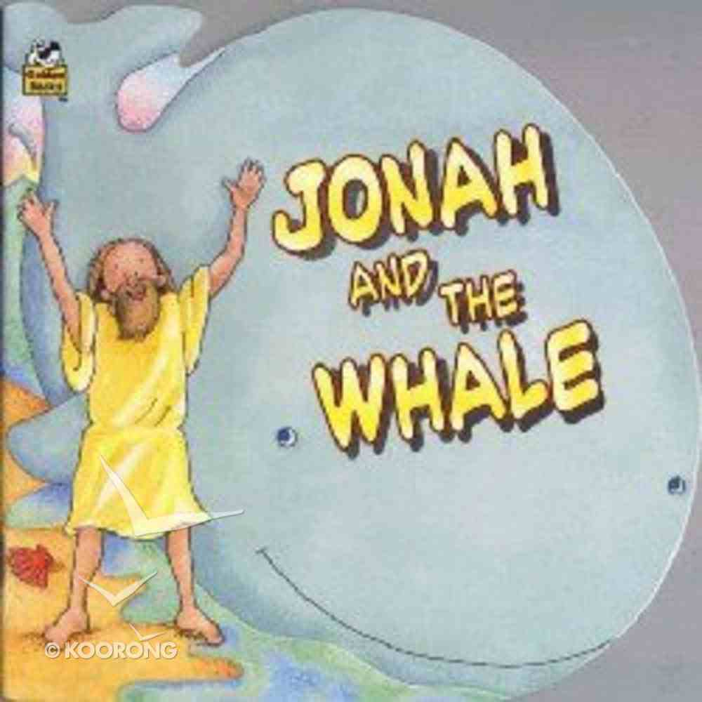 Jonah and the Whale (Golden Books Series) Paperback
