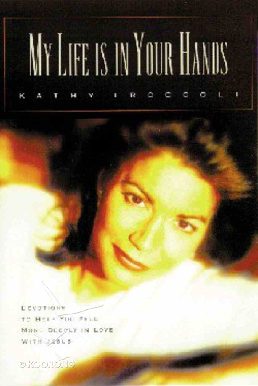 My Life is in Your Hands Hardback