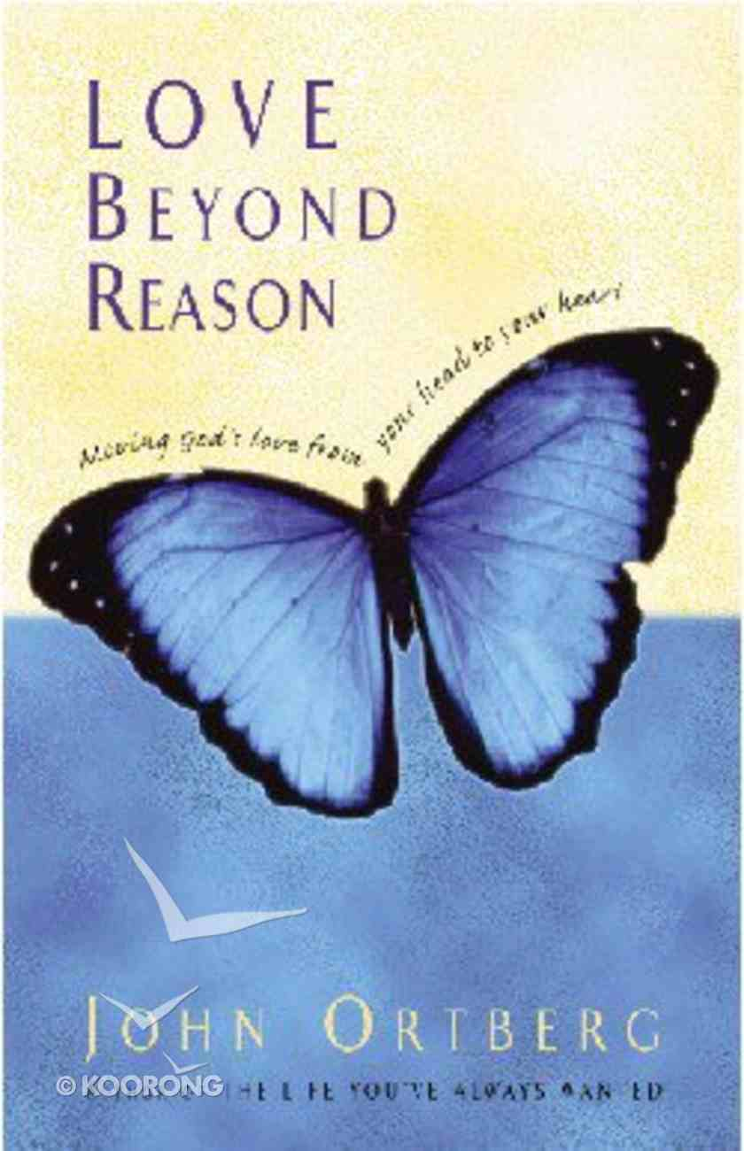 Love Beyond Reason Hardback