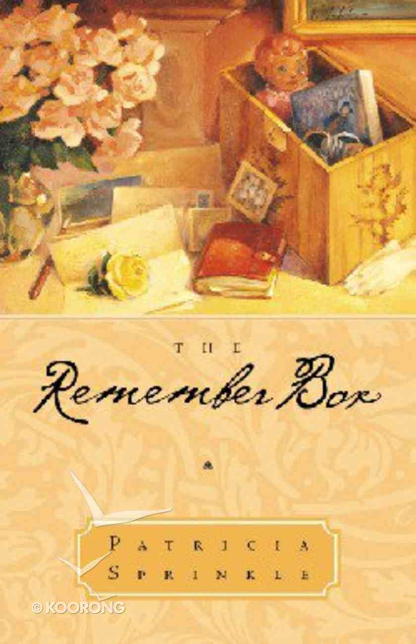 Job's Corner #01: The Remember Box Paperback