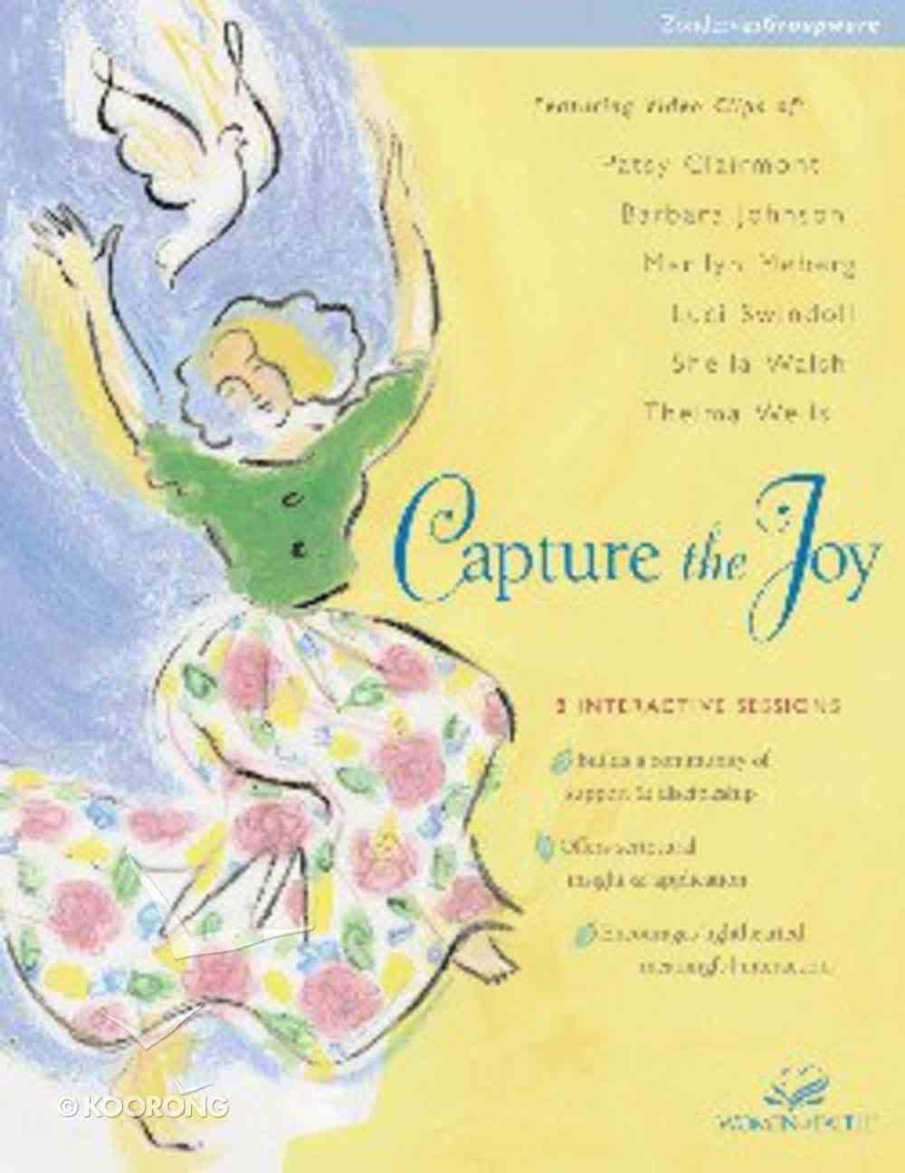 Video Capture the Joy Curriculum Kit Pack