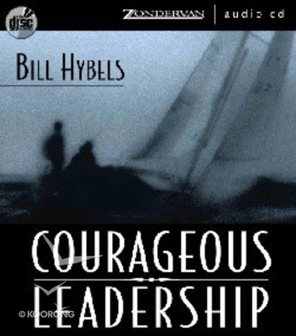 Courageous Leadership (Es Lesson Plan Series) CD