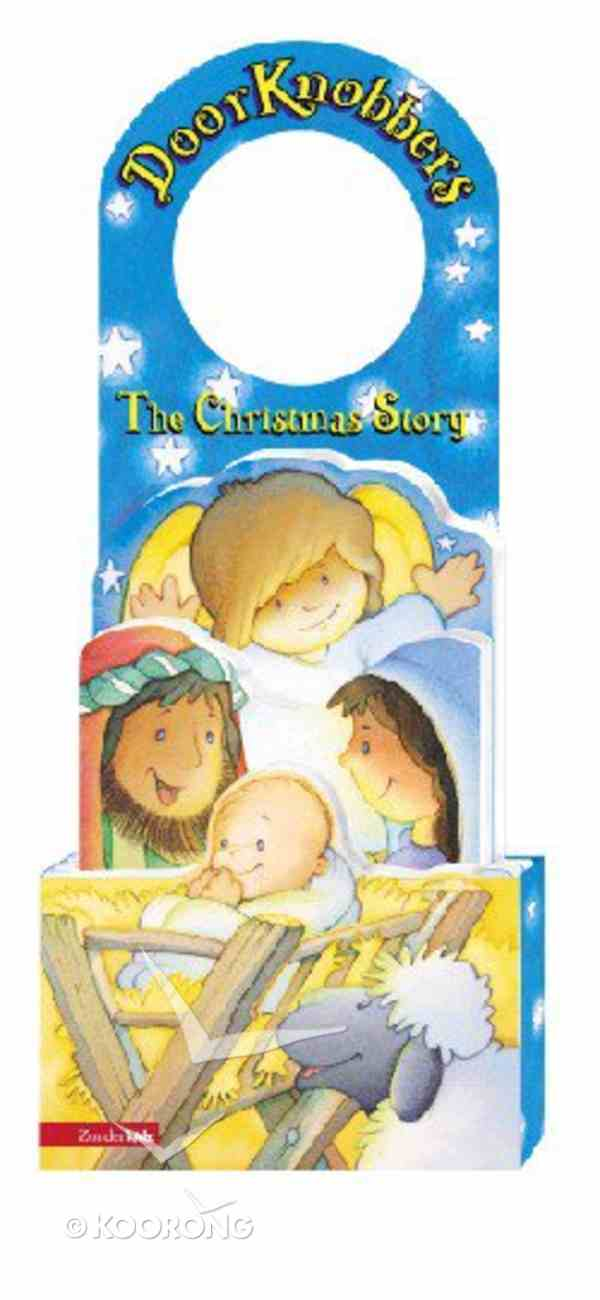 Christmas Story (Doorknobbers Series) Board Book