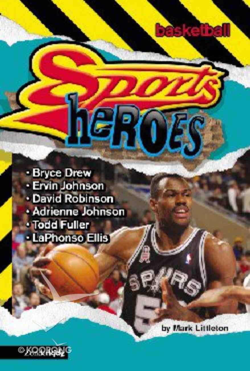 Basketball (Usa) (Sports Heroes Series) Paperback