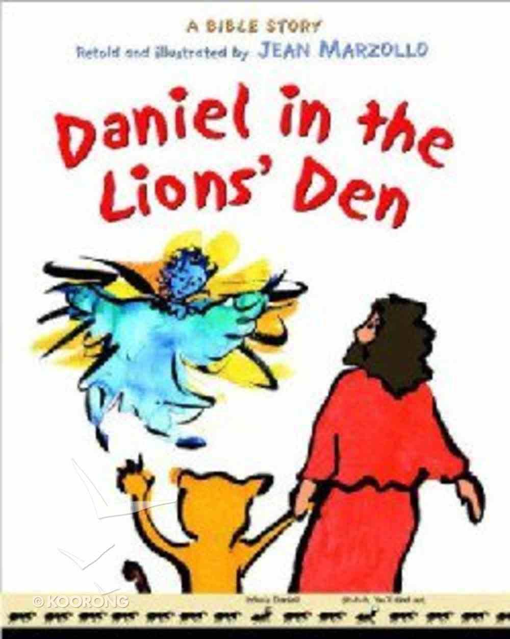 Daniel in the Lions' Den Hardback