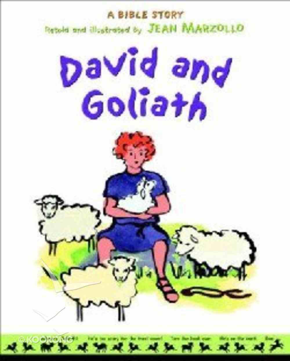 David and Goliath Hardback