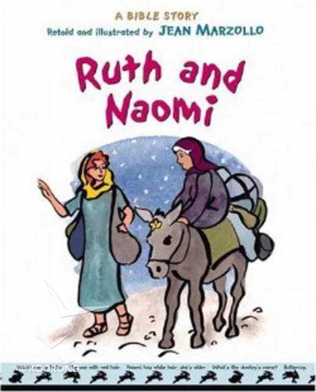 Ruth and Naomi Hardback