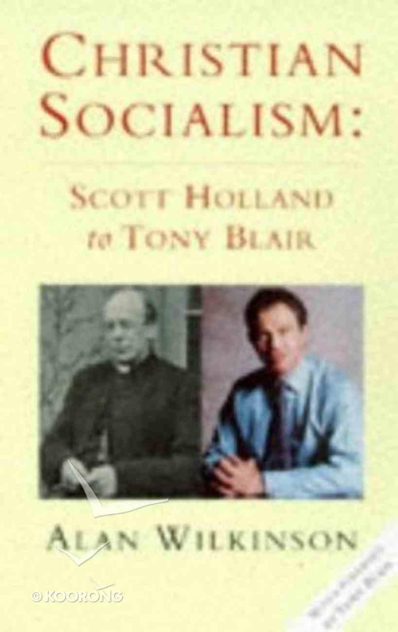 Christian Socialism Paperback