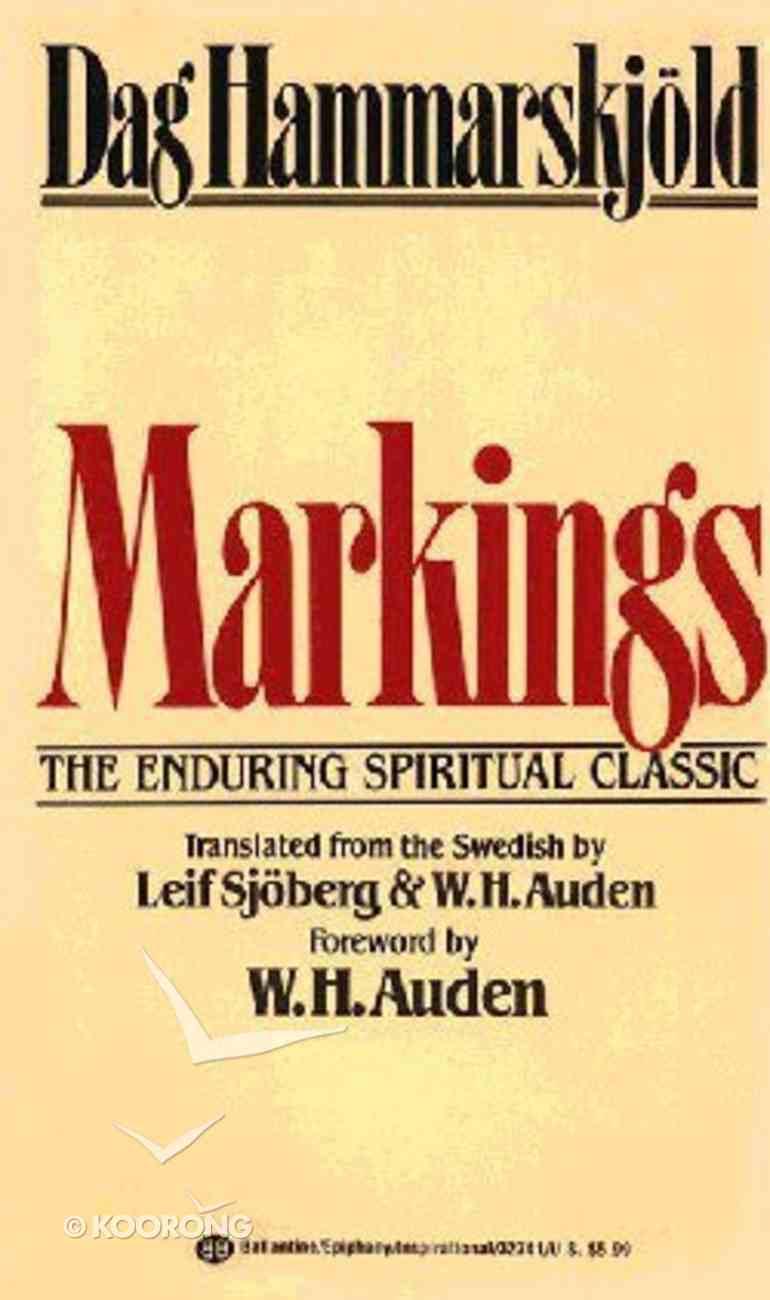 Markings Paperback