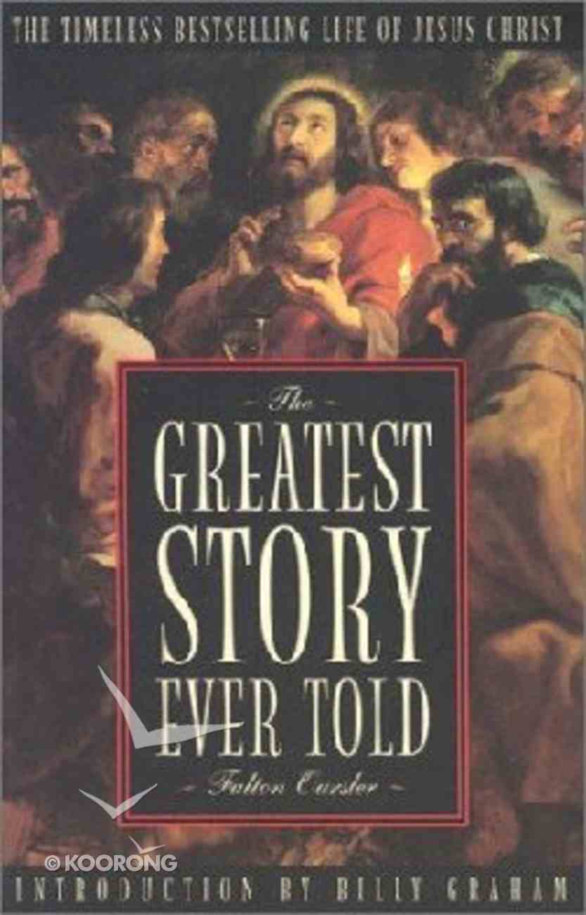 Greatest Story Ever Told Paperback
