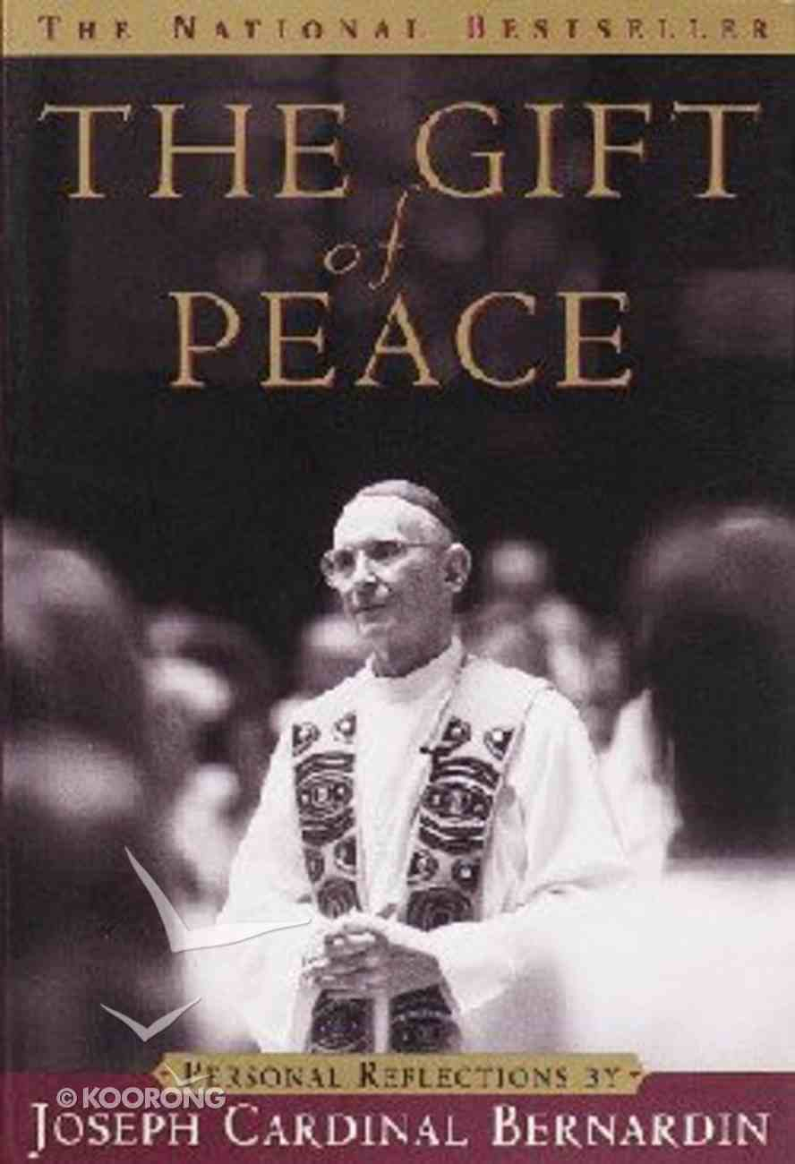 The Gift of Peace Paperback