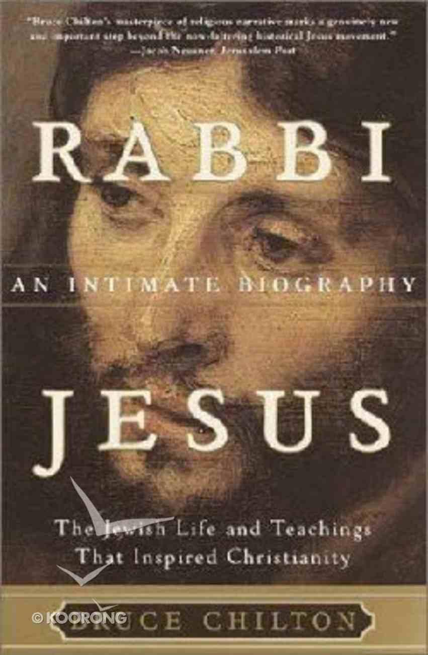 Rabbi Jesus Paperback