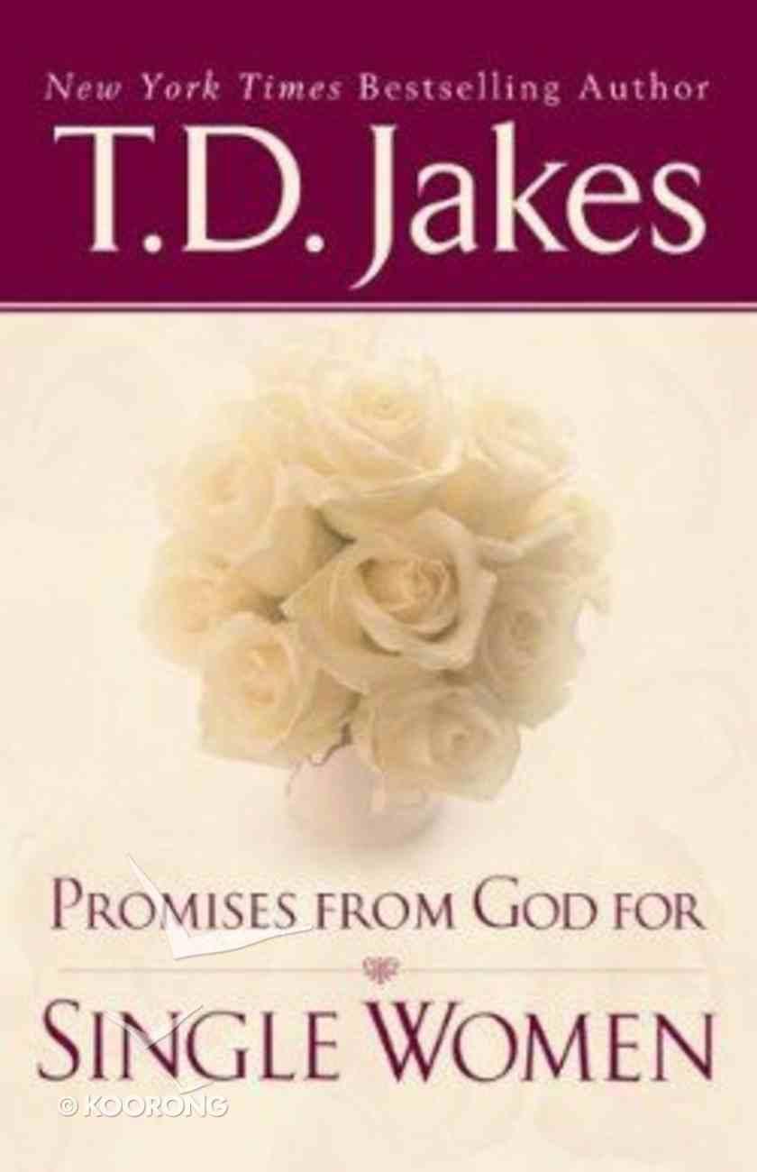 Promises From God For Single Women Hardback