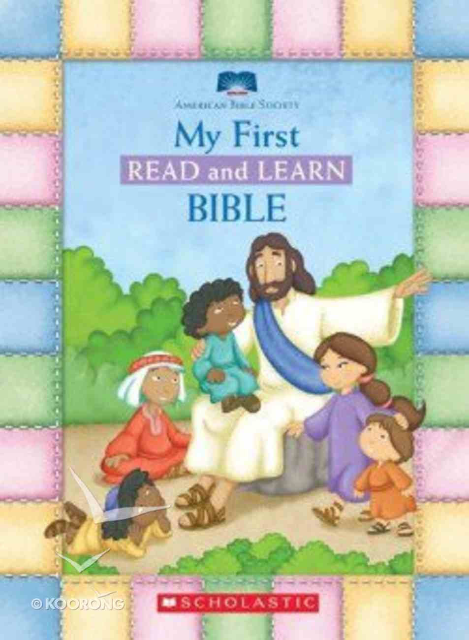 My 1st Read and Learn Bible Board Book