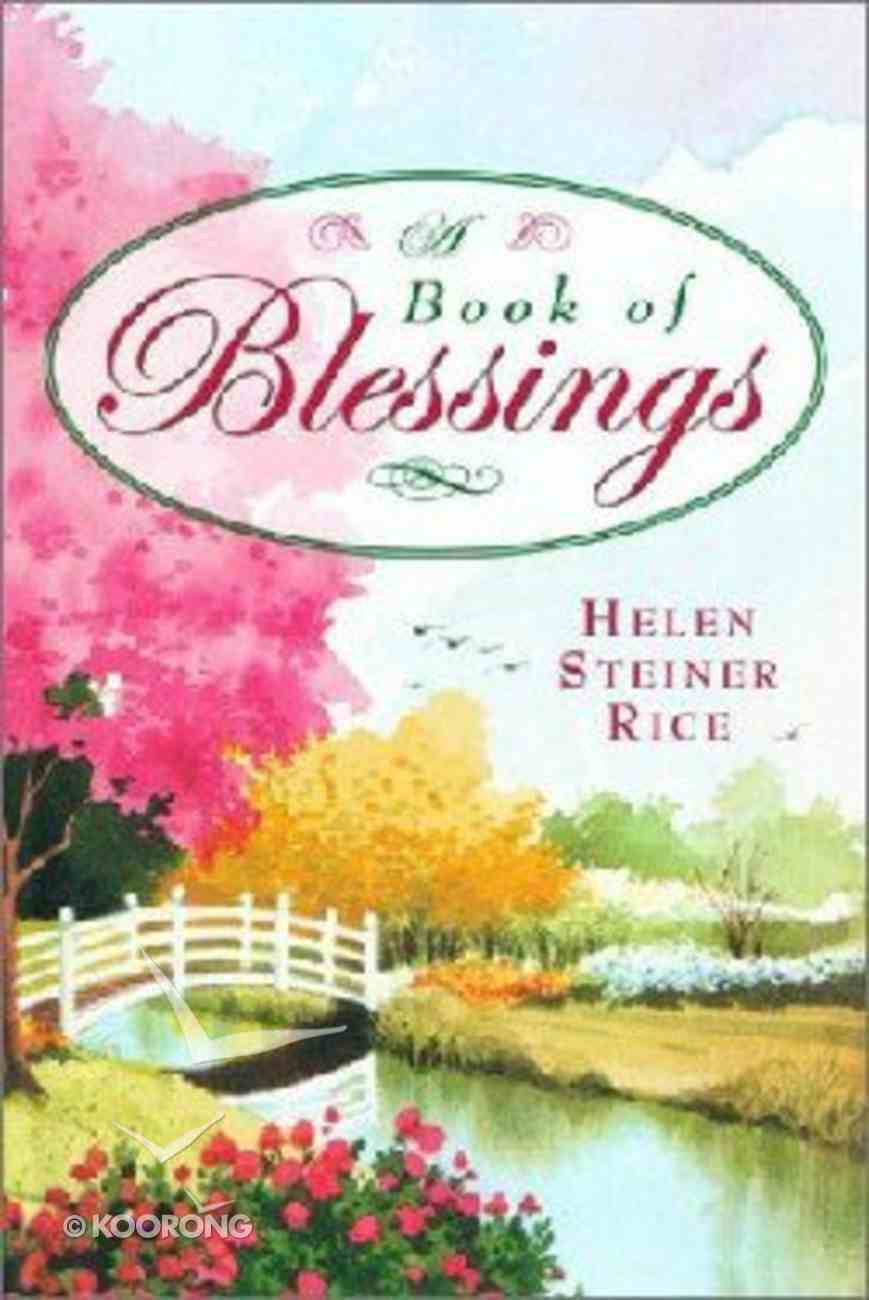 A Book of Blessings Hardback
