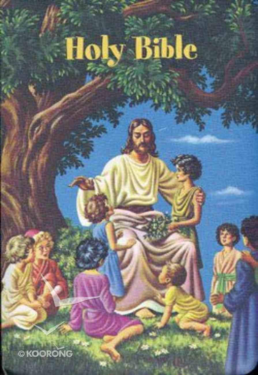 KJV Children's Rainbow Gift Bible Paperback