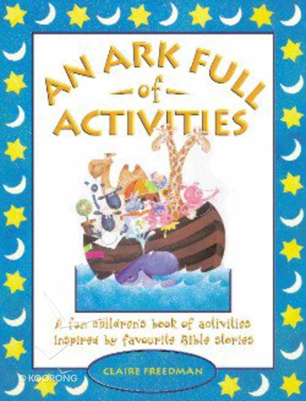 An Ark Full of Activities Paperback