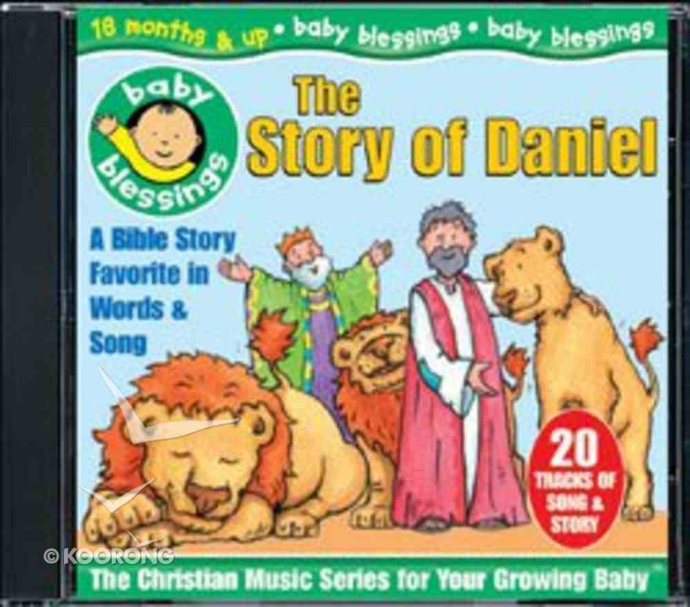 Baby Blessings: The Story of Daniel CD