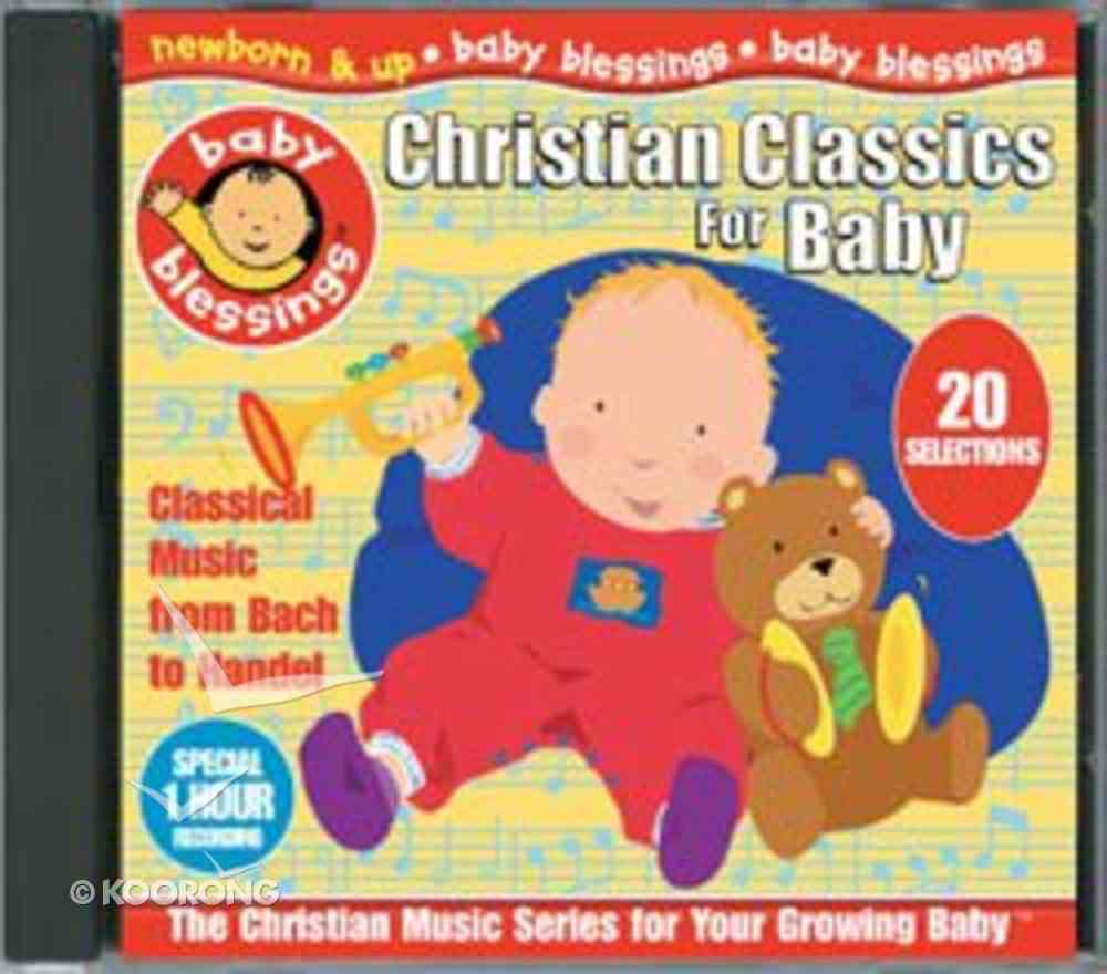 Baby Blessings: Christian Classics For Baby CD