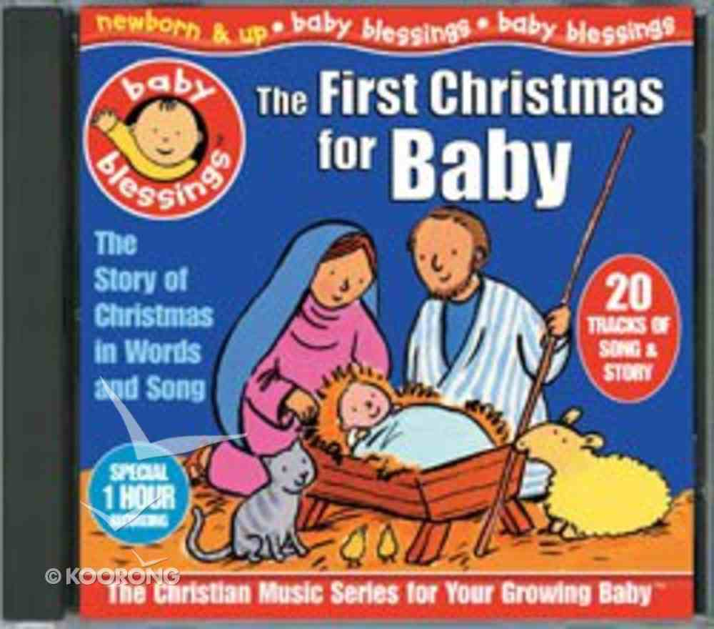 Baby Blessings: The First Christmas For Baby CD