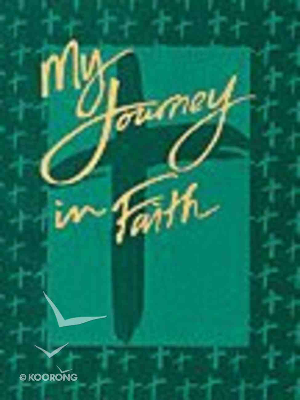 My Journey in Faith (Teacher Guide) Spiral